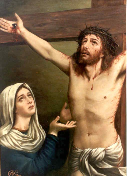 en la cruz nacio la nueva humanidad