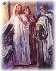 """""""Los primeros puestos, según la mirada de los hombres, no son los primeros puestos según la mirada de Dios""""."""